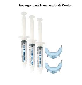 Recargas para Branqueador de Dentes Rio®