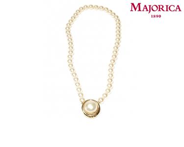 Colar Majorica® Jewel com Pérolas