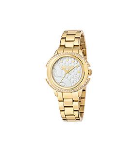 Relógio Just Cavalli® Just Decor | Dourado