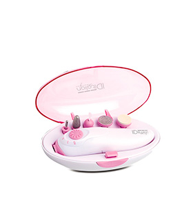 Set de Manicure & Pedicure  Italian Design® | 5 em 1