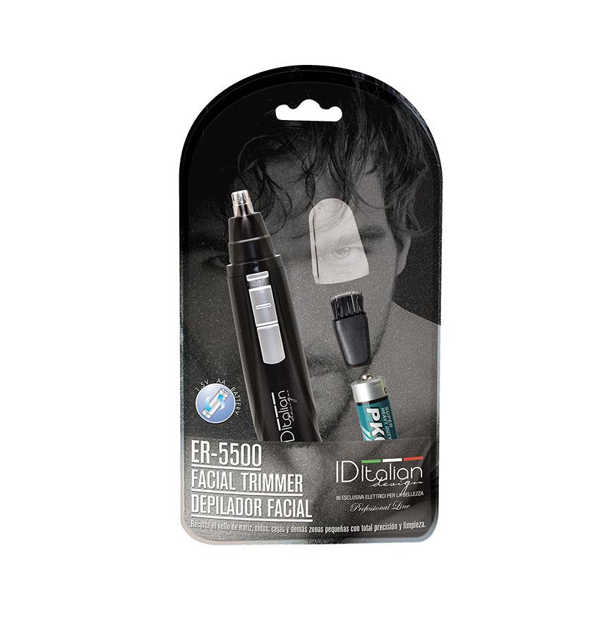 Depilador Facial  Italian Design® para Homem   Portátil