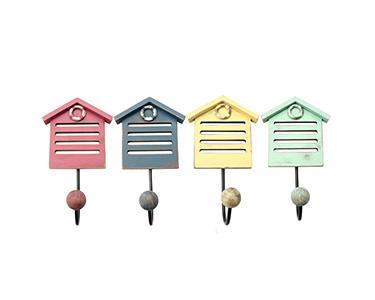 Cabide Decorativo Houses