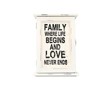 Chaveiro Decorativo Family