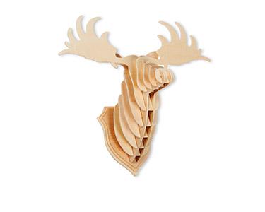 Figura de Parede Cervo Dama | Puzzle 3D