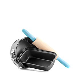 Jogo de Pastelaria | Azul