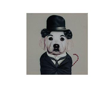 Tela1 Peça Chaplin 30X30