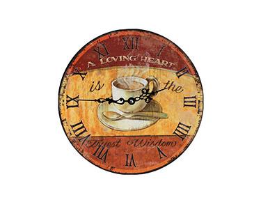 Relógio Decorativo de Parede Loving Heart 34