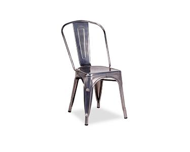 Cadeira Terek Prateada