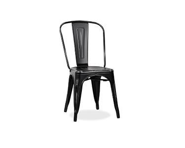 Cadeira Terek Preta