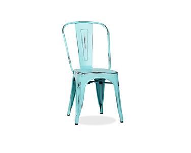 Cadeira Terek Azul Claro