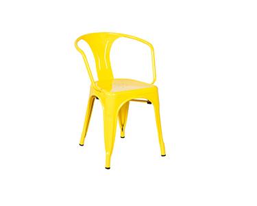 Cadeira Moskov Amarela