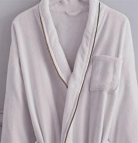 Robe de Algodão Catherine Lansfield® Soft | Bege