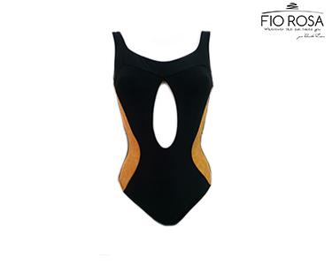 Fato de Banho Fio Rosa® Trendy V2 c/ Pele Castanha | Tamanhos à Escolha