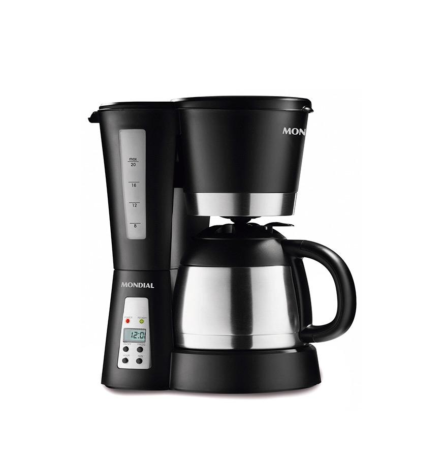 Cafeteira Eléctrica Pro Mondial | 0,75 L