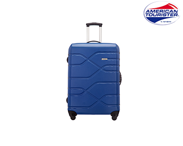 Mala American Tourister® Houston City   Spinner L Azul