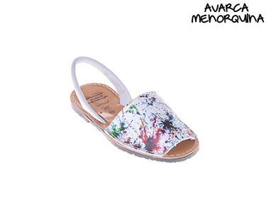 Sandálias Menorquinas | Salpicos