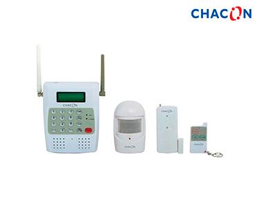Kit Alarme Sem Fios Chacon® c\ Ligação Cartão SIM