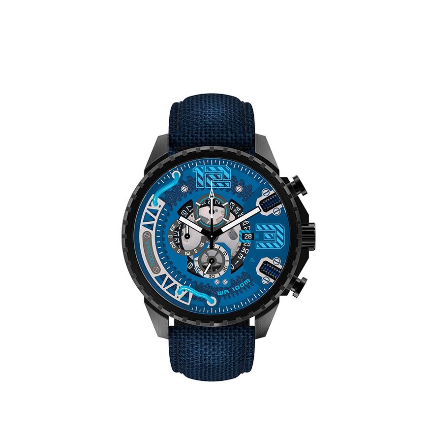 Relógio Timecode® | TC-1012-03