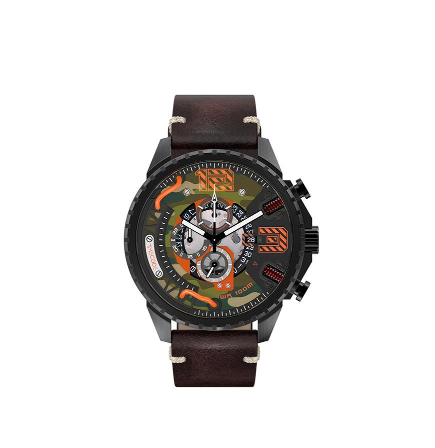 Relógio Timecode® | TC-1012-05