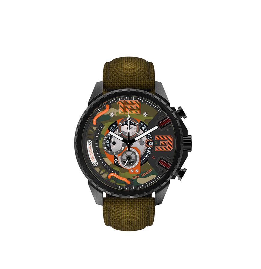 Relógio Timecode® | TC-1012-06