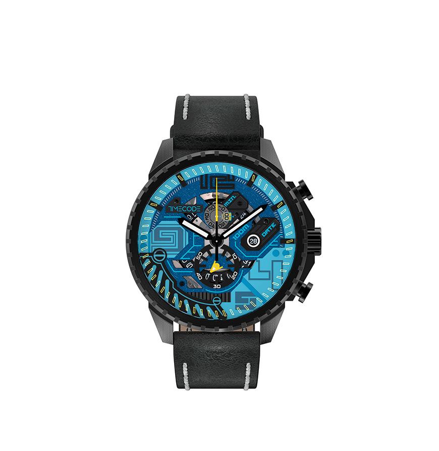 Relógio Timecode® | TC-1013-01