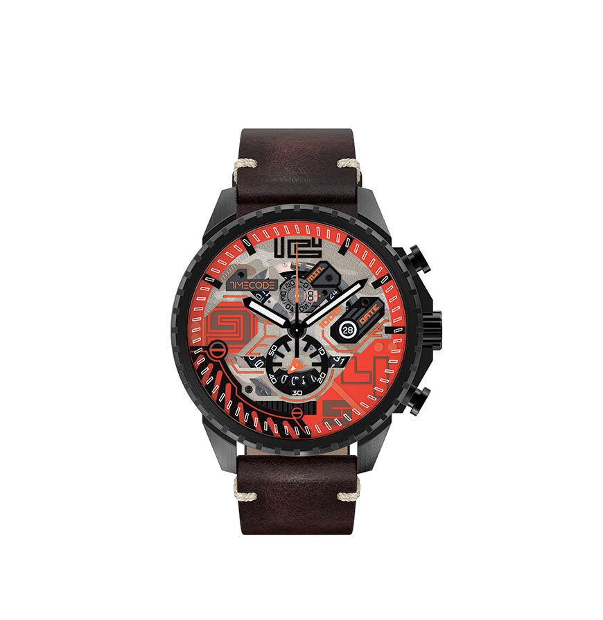 Relógio Timecode® | TC-1013-06