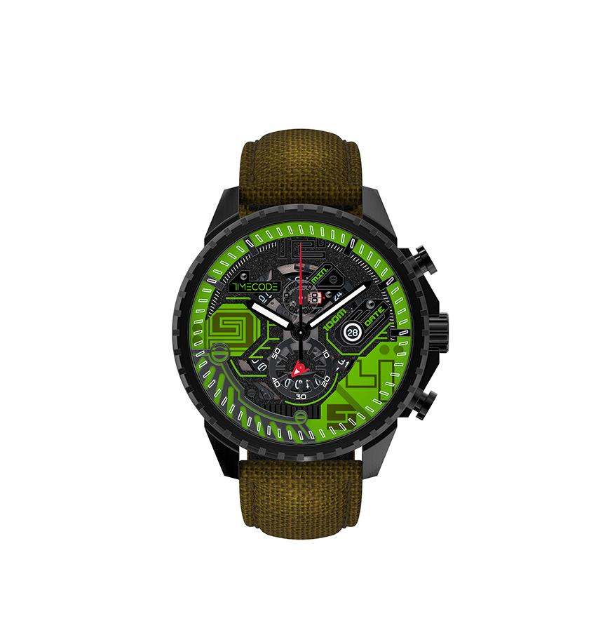 Relógio Timecode® | TC-1013-08
