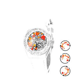 Relógio So Charm® com Cristais Swarovski® Outono |  MF316