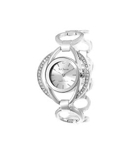 Relógio So Charm® com Cristais Swarovski® Prateado |  MF297