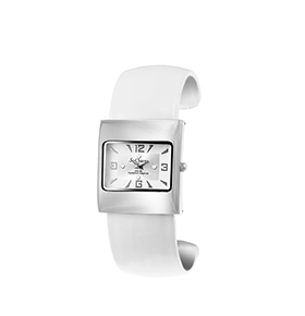 Relógio So Charm®  com Cristais Swarovski® Branco |  MF321