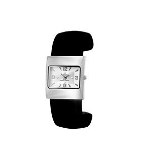 Relógio So Charm®  com Cristais Swarovski® Preto |  MF321