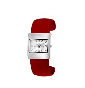 Relógio So Charm®  com Cristais Swarovski® Vermelho |  MF321
