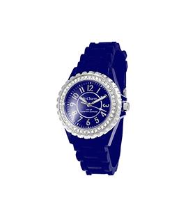Relógio So Charm®  com Cristais Swarovski® Azul |  MF247