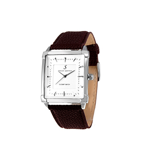 Relógio So Charm® by Pascal SZERMAN Paris® Castanho | MH225