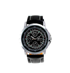 Relógio So Charm® by Pascal Szerman Paris® Preto | MH227