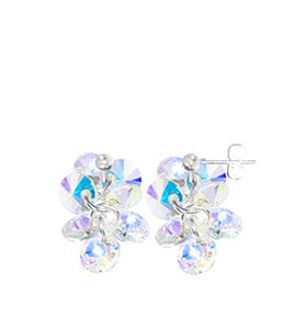Brincos So Charm® com Cristais Swarovski® | Azul