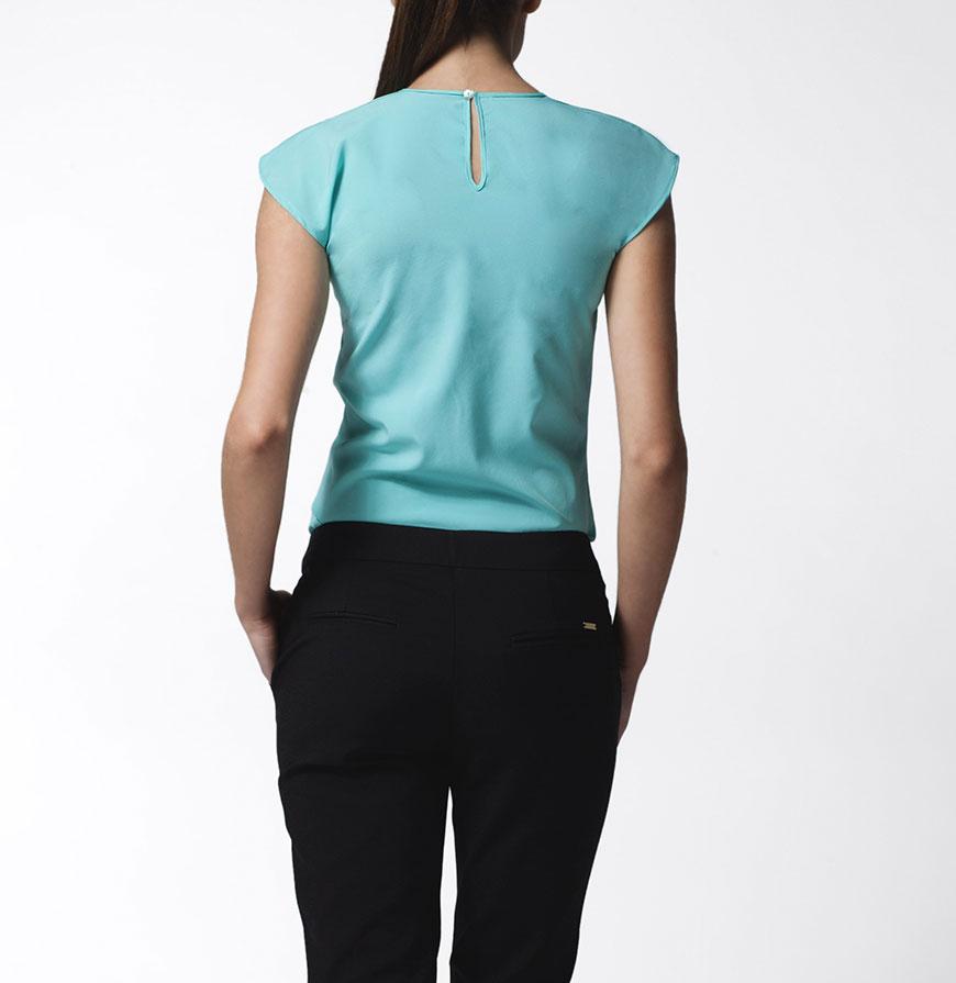 Blusa Awama® A25   Verde
