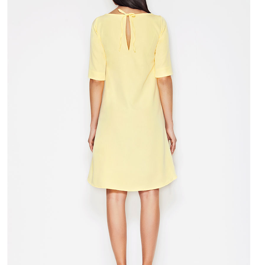 Vestidos Awama® A56 | Amarelo