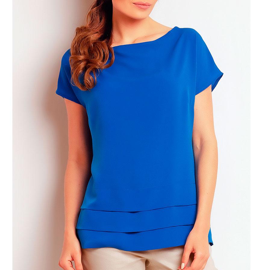Blusa Awama® A143   Azul