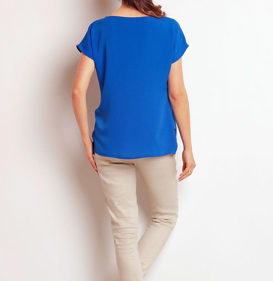Blusa Awama® A143 | Azul
