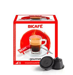 192 Cápsulas Bicafé® compatívies c/ Dolce Gusto® | Gourmet