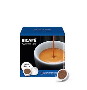 120 Cápsulas Bicafé® compatívies c/  Delta Q® | Azzurro