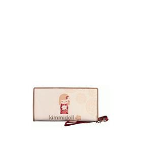 Carteira Kimmidoll® Sinceridade   Grande
