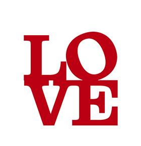 """Vinil """"Love"""""""