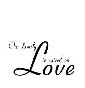 Vinil 'Our Family...'