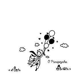 """Vinil """"Princepezinho 2"""""""