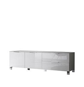 Móvel TV Ribalta com 2 Portas e 1 Gaveta | 180 cm