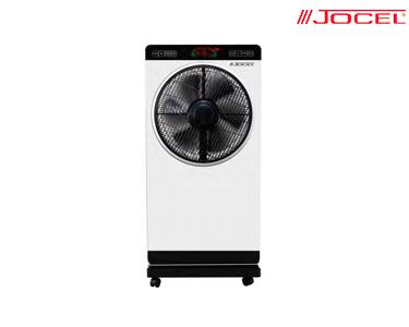 Ventoinha Nebulizadora Jocel® 80W com Visor LED