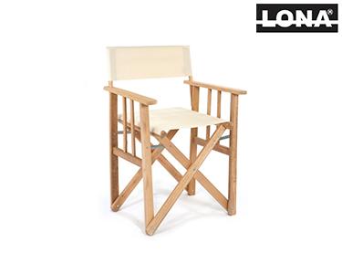 Cadeira Realizador   Bege