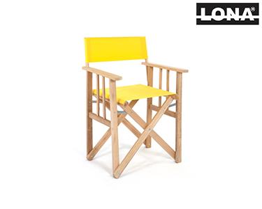 Cadeira Realizador | Amarelo